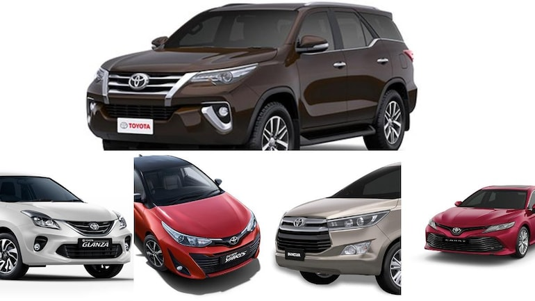 Toyota Fortuner Innova Crysta Camry Yaris Glanza Here Are All Finance Schemes Offers For June 2020 Auto News