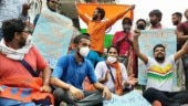 Ladakh clash: ABVP protests outside Chinese consulate, posters of Xi Jinping burned in Gujarat, UP