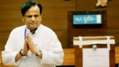ED questions Ahmed Patel at his residence in Sterling Biotech case