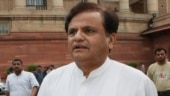 Our most special Gujarati friends' men questioned me very slowly today: Ahmed Patel on ED interrogation