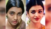 Aishwarya Rai's doppelganger recreates scene from iconic film Kandukondain Kandukondain. Viral video