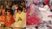 Amitabh Bachchan shares wedding pics on 47th anniversary, shares story of his marriage with Jaya