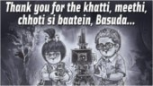 Amul pays emotional tribute to Basu Chatterjee: Thank you for the khatti, meethi, chhoti si baatein