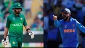 Virat Kohli is one of the best players, I am far behind, have a lot to achieve: Babar Azam