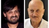 Anupam Kher remembers Wajid Khan: He was very humble and always smiling