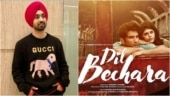 Diljit Dosanjh on Sushant Singh Rajput's Dil Bechara: This should also release in theatres