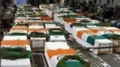 Fact Check: No, these are not the coffins of 20 soldiers martyred in Ladakh fighting Chinese Army