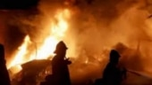 Two godowns gutted in fire in Mumbai's Andheri