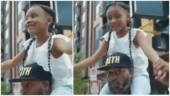 Daddy changed the world: Video of George Floyd's daughter leaves netizens emotional