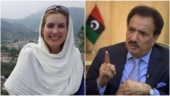 Never got one: Cynthia D Ritchie after ex-Pak minister Rehman Malik sends her second notice over rape claim