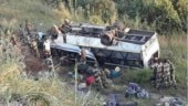 Fact Check: Old video of jawans injured in bus accident linked to Galwan valley clash
