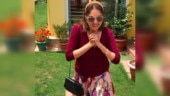 Neena Gupta gets dressed up to go buy groceries. We can relate