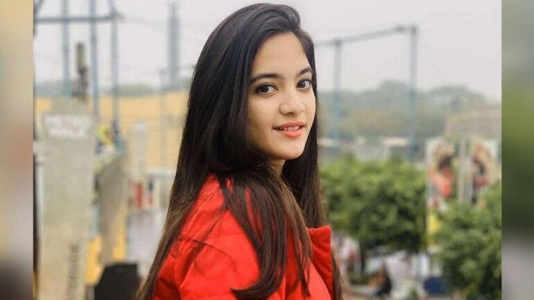 TikTok star Siya Kakkar Photo: Instagram/Siya Kakkar