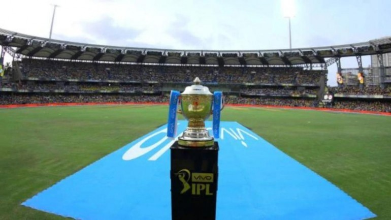 VIVO IPL trophy. (Courtesy by BCCI)