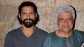 Farhan congratulates dad Javed Akhtar on winning Richard Dawkins Award: You absolutely deserve it