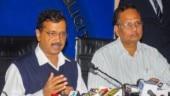 You have worked tirelessly, get well soon: Kejriwal after Satyendar Jain shows coronavirus symptoms
