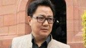 Mark my words, India will be in top-10 of 2028 Olympics medal tally: Kiren Rijiju