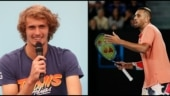 How selfish can you be? Nick Kygrios furious over viral video of Alexander Zverev partying at crowded club