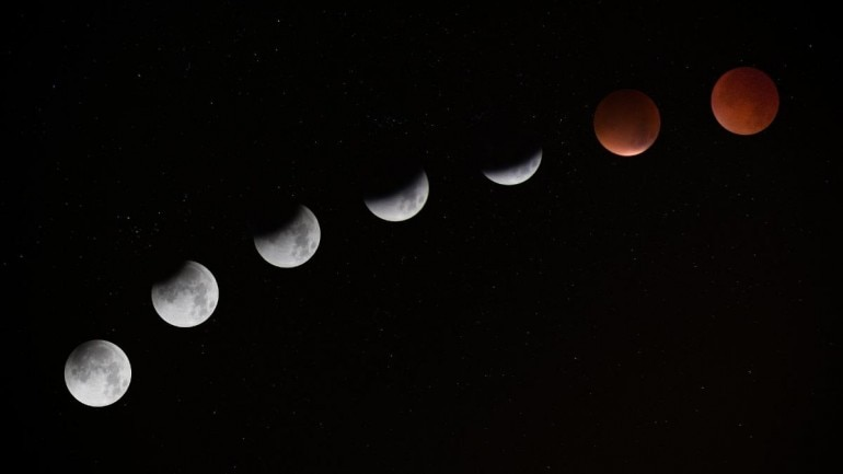 Lunar Eclipse 5th July: Know about the strawberry moon ...