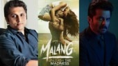 Mohit Suri completes first draft of Malang 2. Looking forward, says Anil Kapoor