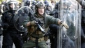 George Floyd's killing: Donald Trump threatens to deploy military against protesters