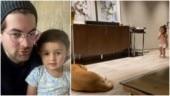 Neil Nitin Mukesh shares video of daughter's dance battle with pet dog: Muqabala ho to aisa