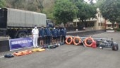 Cyclone Nisarga: Navy teams on stand-by in Mumbai
