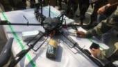 BSF shoots down Pakistani drone carrying rifle, grenades near Jammu border