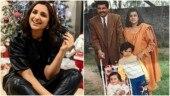 Parineeti wishes dad Pawan Chopra on birthday with throwback photos: He put singing into my veins