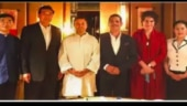 Fact Check: Truth behind pics showing Rahul Gandhi with Chinese envoys