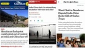 Two nuclear-armed states with chequered past clash: How foreign media reacted to India-China faceoff