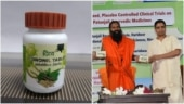 Govt frowns as Patanjali launches Coronil for Covid-19 treatment, claims 100% recovery: All you need to know