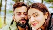 Virat Kohli is all hearts for Anushka Sharma's new pic from their Mumbai home