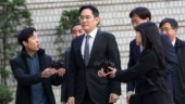 Samsung heir appears in court, awaits decision on whether he'll be jailed again