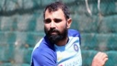 No meeting between 4 and 8 pm: Mohammed Shami on board outside house during lockdown practice sessions