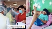 TikTok Top 10 viral videos: Corona shaadi to how to use phones without touching them, best of the week