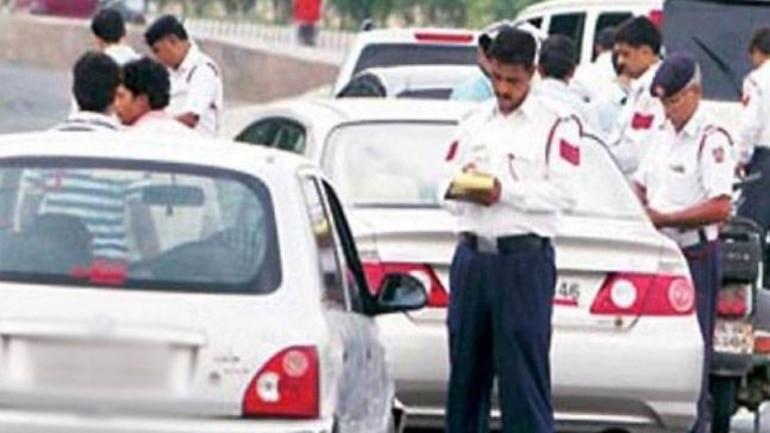 As per data on Monday (June 29), Mumbai Police seized 16,291 vehicles. (file photo: PTI)