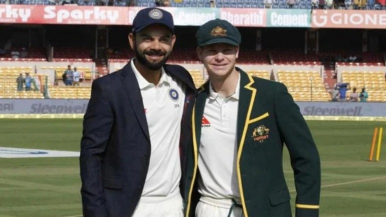 Steve Smith opens up about his relationship with India team captain Virat Kohli. (Courtesy by BCCI)