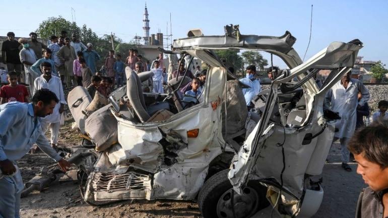 Pakistan: 15 Sikh pilgrims killed in train-bus accident, PM Modi ...