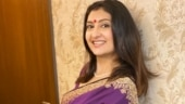 Juhi Parmar gets into Kumkum look to celebrate 18 years of the show: A woman of strength and love