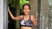 Ankita Konwar goes for a 10k run in the hills of Lonavala, shares radiant post-workout pic