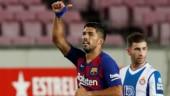 La Liga: Luis Suarez scores as Barcelona condemn Espanyol to relegation