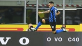 Lautaro Martinez solo goal completes Inter Milan's 2-0 win over Napoli