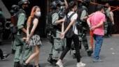 Australia to offer residence option to 10,000 Hong Kongers
