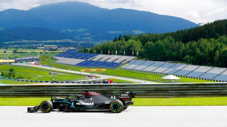 Austrian Grand Prix 2020 Qualifying And Main Race When And Where To Watch Live Streaming Of Season Opening F1 Race Sports News
