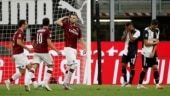 AC Milan hit back with three goals in five minutes to defeat Juventus 4-2