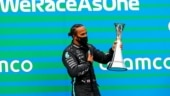 Formula One: Lewis Hamilton equals Michael Schumacher's record after wining 8th Hungarian GP