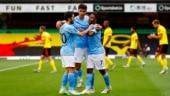 Premier League: Manchester City thrash Watford 4-0, Aston Villa stun Arsenal 1-0