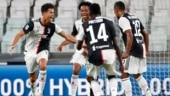 Cristiano Ronaldo shines against Sampdoria as Juventus claim 9th consecutive Serie A title