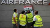 Coronavirus lockdown impact: Air France and sister airline to cut 7,580 jobs